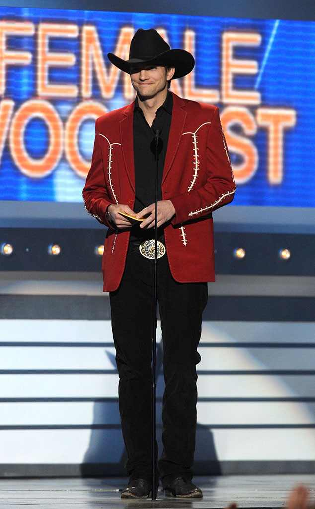 Ashton Kutcher, Academy of Country Music Awards, ACM, 202012
