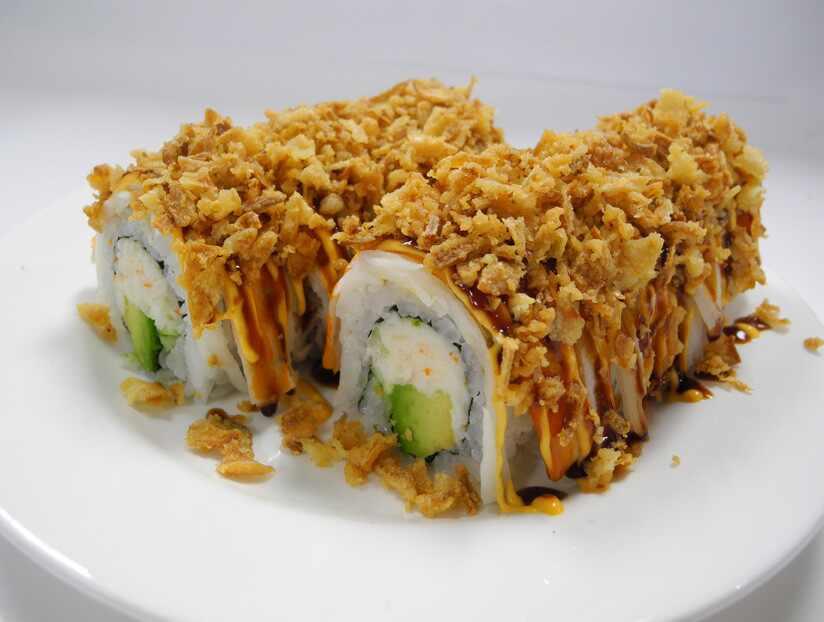 ¿Cuáles son los mejores y peores platos de sushi para tu figura?