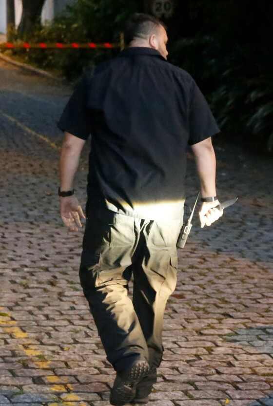 Segurança do Justin Bieber no Brasil