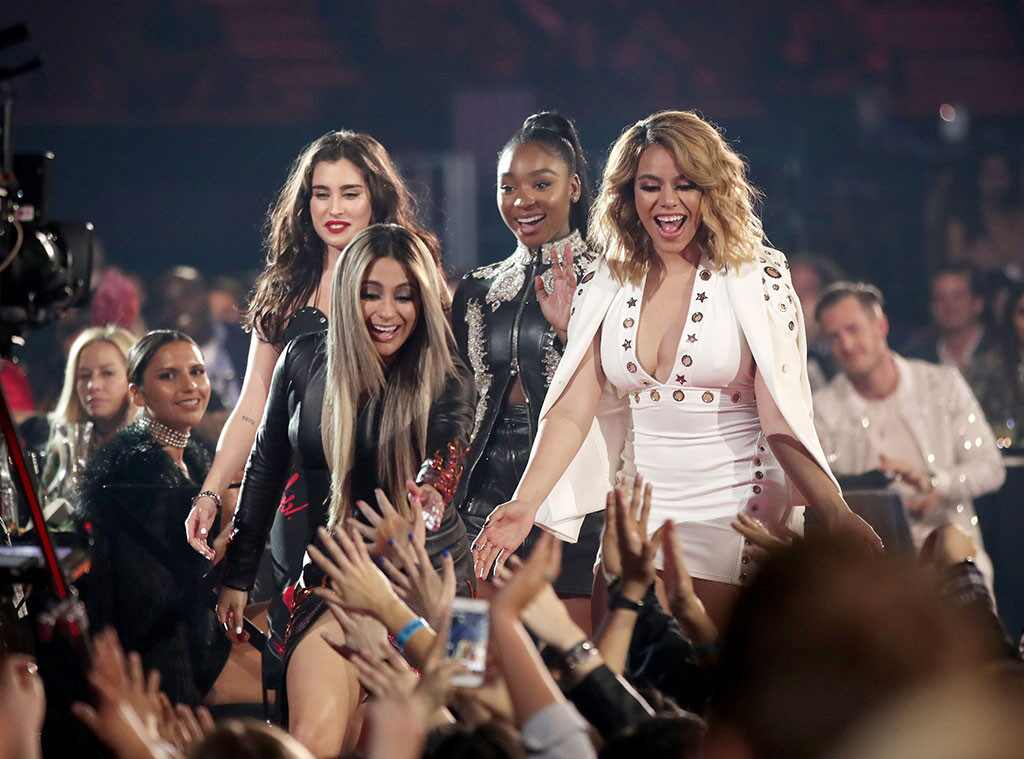 Fifth Harmony, 2017 iHeartRadio Music Awards, Candids