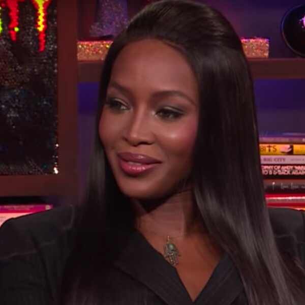 Naomi Campbell, Watch What Happens Live