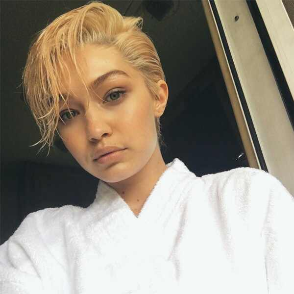 Gigi Hadid, April Fool