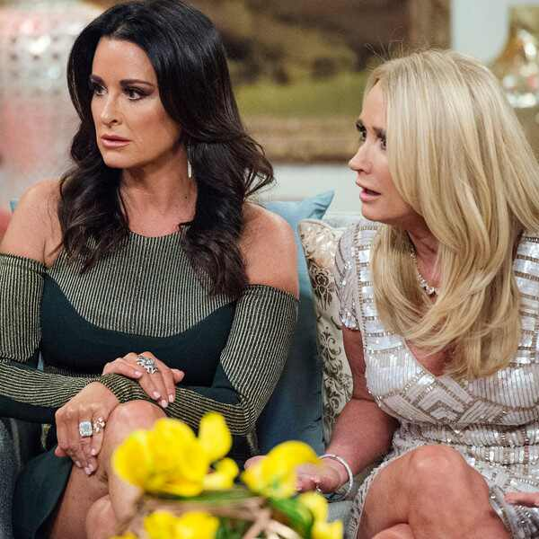 The Real Housewives of Beverly Hills Reunion