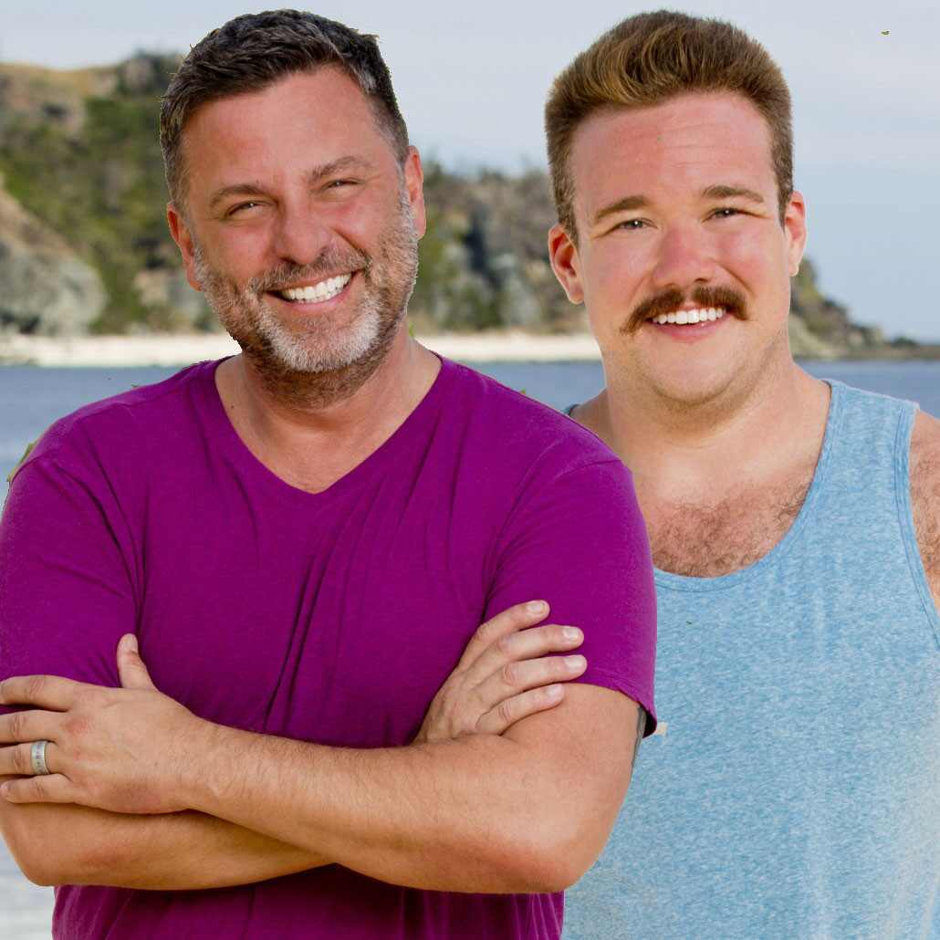 Jeff Varner, Zeke Smith, Survivor