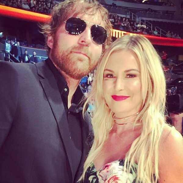 Dean Ambrose, Renee Young