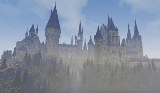Harry Potter, Minecraft