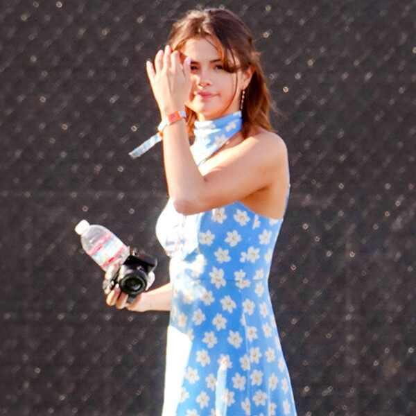 ESC: Selena Gomez, Coachella 2017