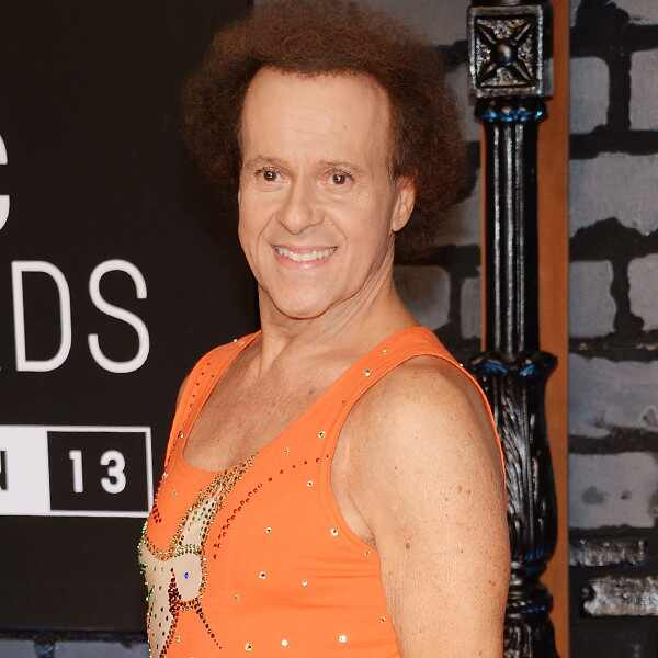 Richard Simmons, 8/13