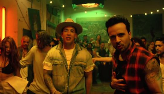 Luis Fonsi y Daddy Yankee alcanzan un r&eacute;cord inimaginable con <em>Despacito</em>&#8230;