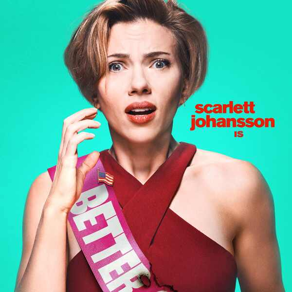 Rough Night Poster, Scarlett Johansson