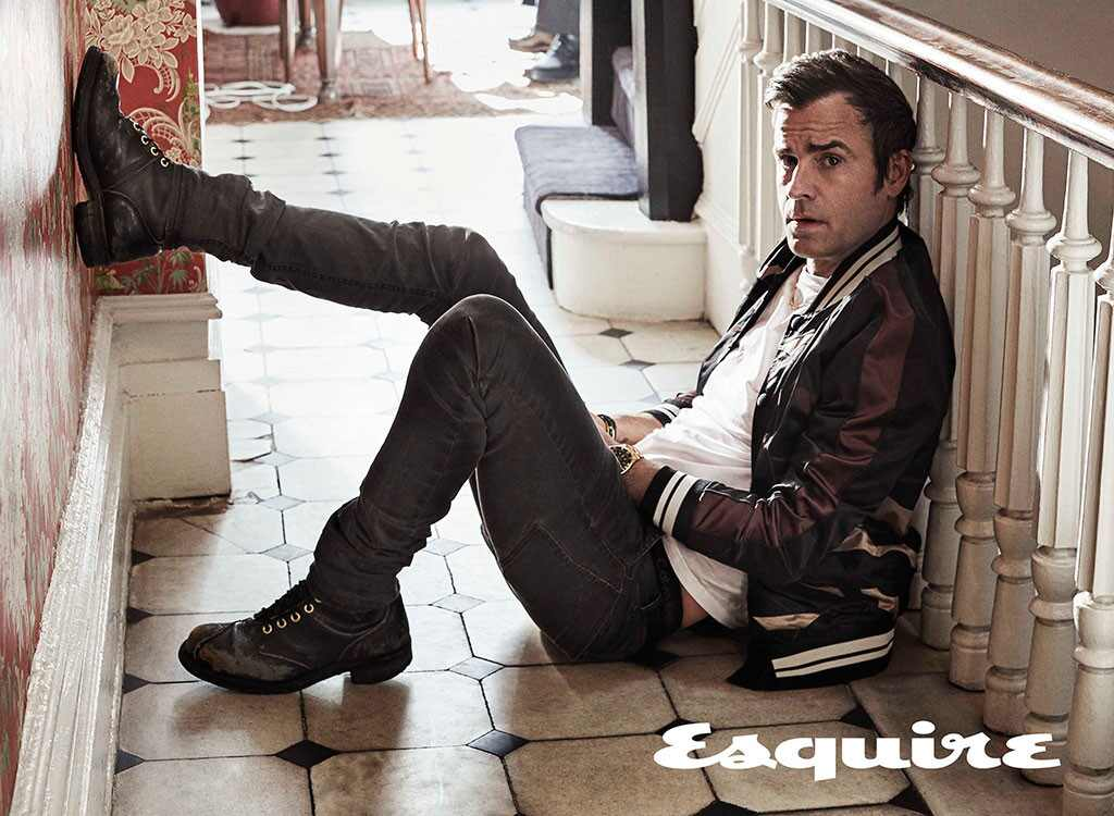 Justin Theroux, Esquire