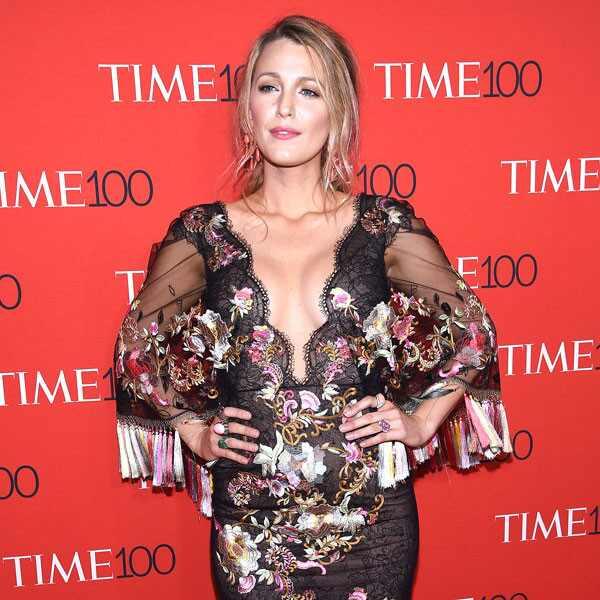 Blake Lively, Time 100 Gala