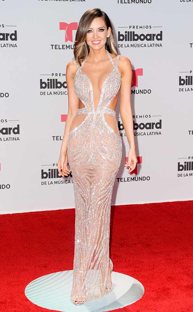 Patricia Zavala, 2017 Billboard Latin Music Awards