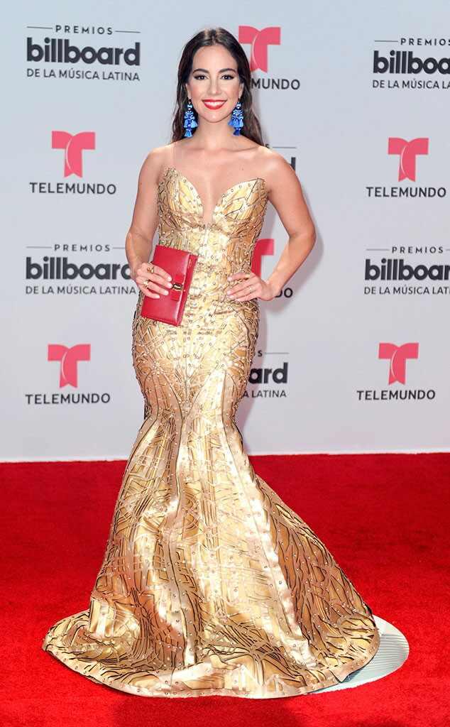 Billboard Latin Music Awards, Mariana Atencio