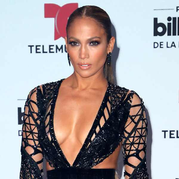 Billboard Latin Music Awards, Jennifer Lopez