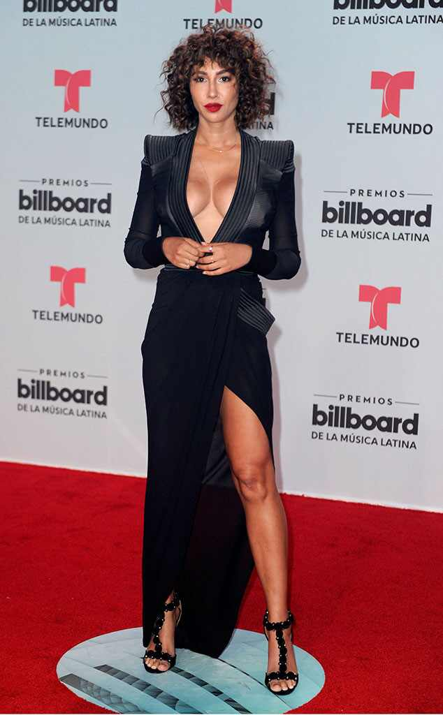 Billboard Latin Music Awards, Jackie Cruz