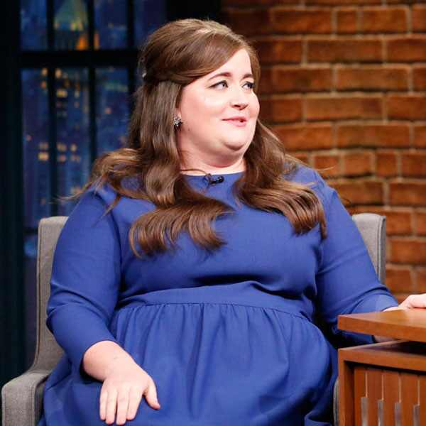 Aidy Bryant, Late Night With Seth Meyers