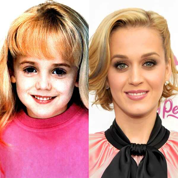 JonBenét Ramsey, Katy Perry