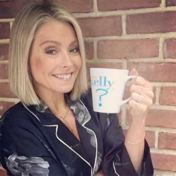 Kelly Ripa, LIVE! Instagram