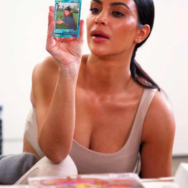 Kim Kardashian, Khloe Kardashian, KUWTK 1305