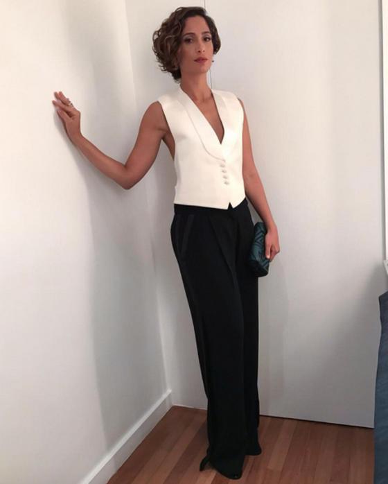 Camila Pitanga, Instagram