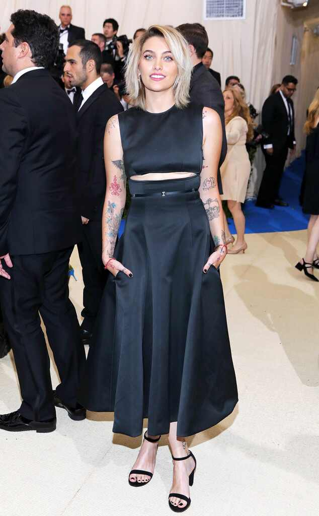 Paris Jackson Continues To Leave Her Mark In The Fashion