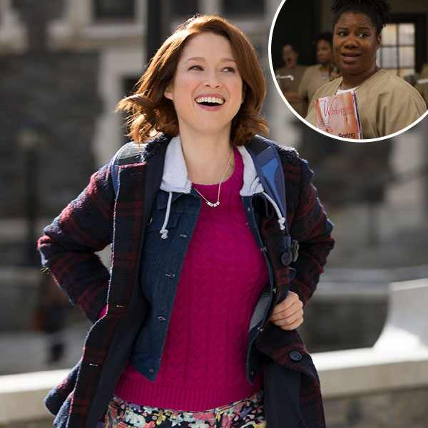 Unbreakable Kimmy Schmidt Season 3, Orange Is The New Black
