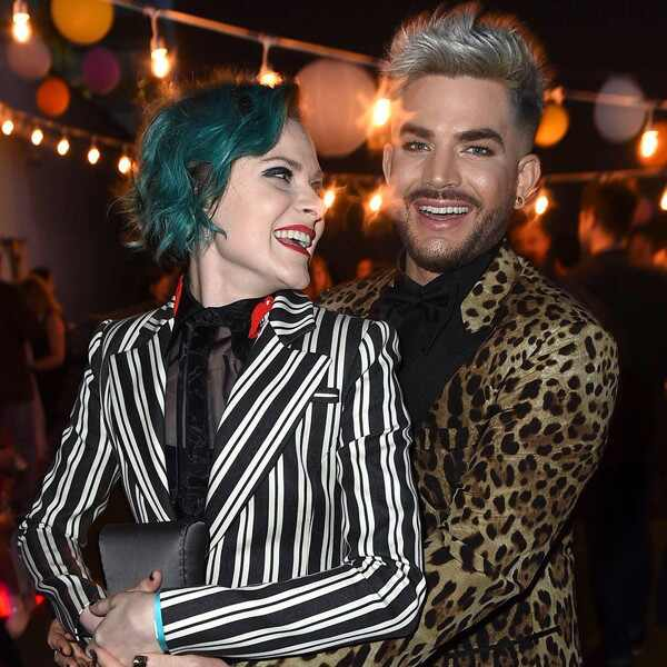 Evan Rachel Wood, Adam Lambert