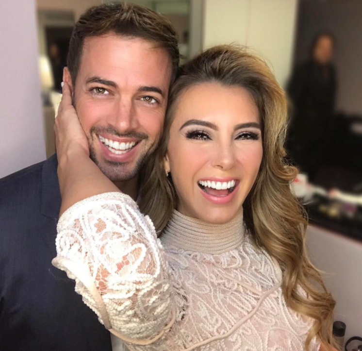 William Levy bromeó sobre su