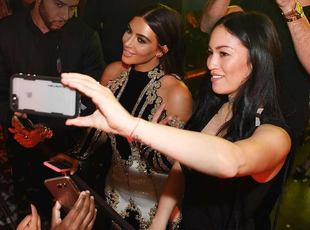 Kim Kardashian, Stephanie Shepherd
