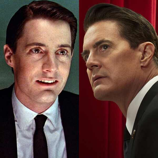 Twin Peaks, Then and Now, Kyle MacLachlan