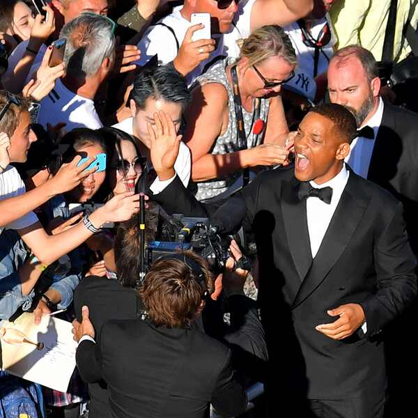 Will Smith, Cannes Film Festival 2017