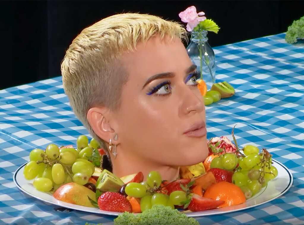 Katy Perry, Whitney Museum, Vanity Fair