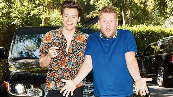 Harry Styles, Carpool Karaoke