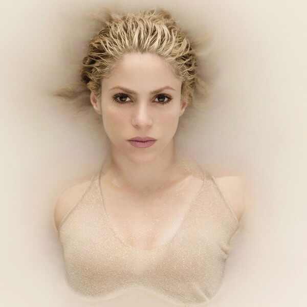 Shakira, El Dorado cover