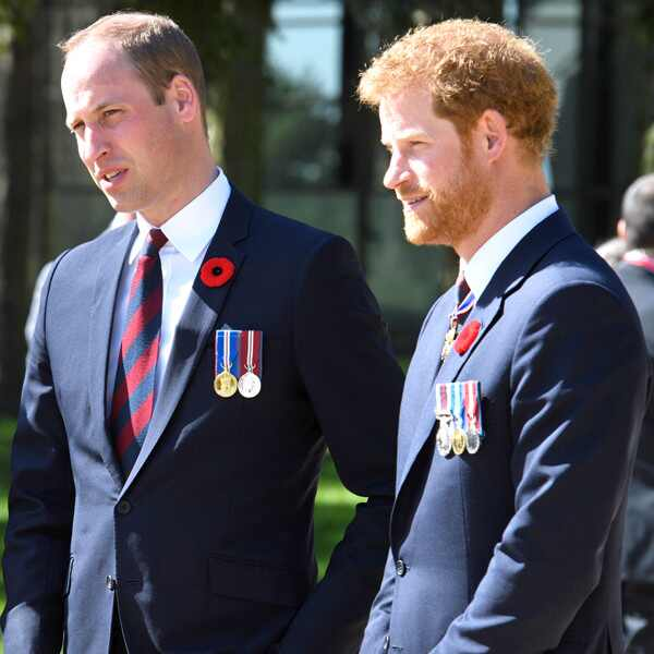 Prince William, Prince Harry