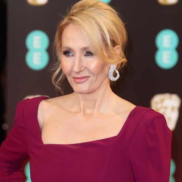 J.K. Rowling, JK Rowling