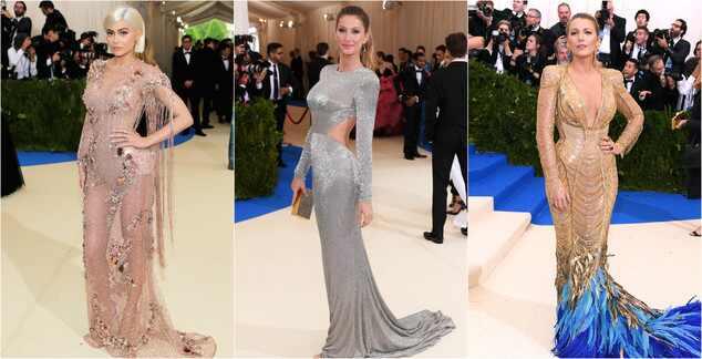 Kylie Jenner, Gisele Bündchen, Blake Lively