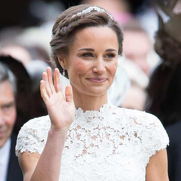 Pippa Middleton, Wedding