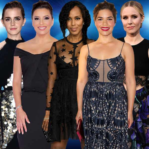 thinkThin, Emma Watson, Eva Longoria, Kerry Washington, America Ferrara, Kristen Bell