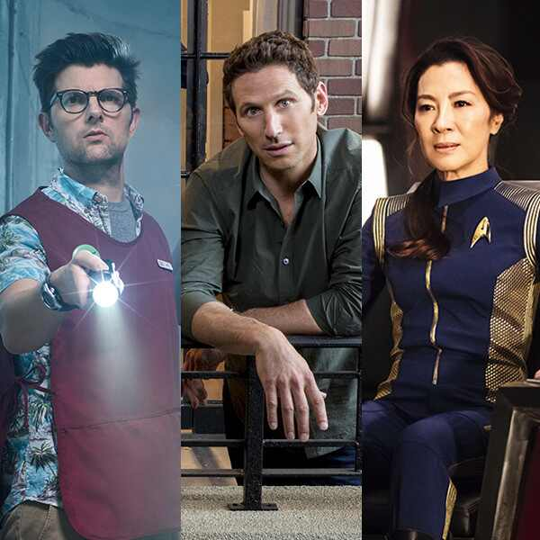 New Fall TV Shows, Star Trek Discovery, Ghosted, 9JKL, The Gifted