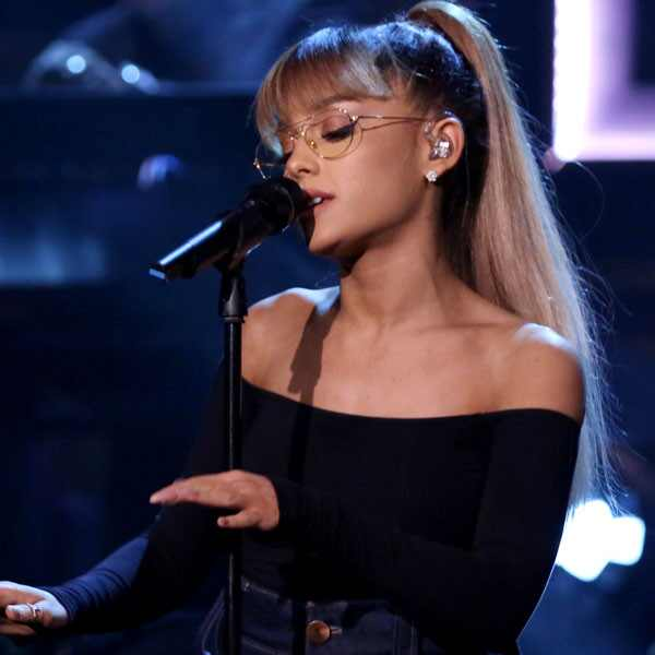 Ariana Grande, The Tonight Show Starring Jimmy Fallon