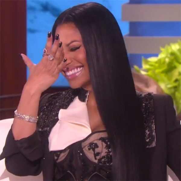 Nicki Minaj, The Ellen DeGeneres Show