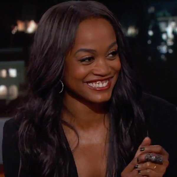 Rachel Lindsay, The Bachelorette, Jimmy Kimmel Live
