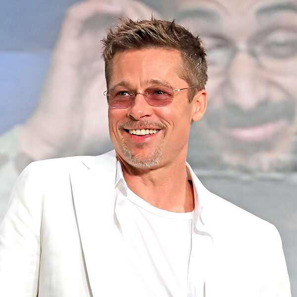 El nuevo trabajito de Brad Pitt
