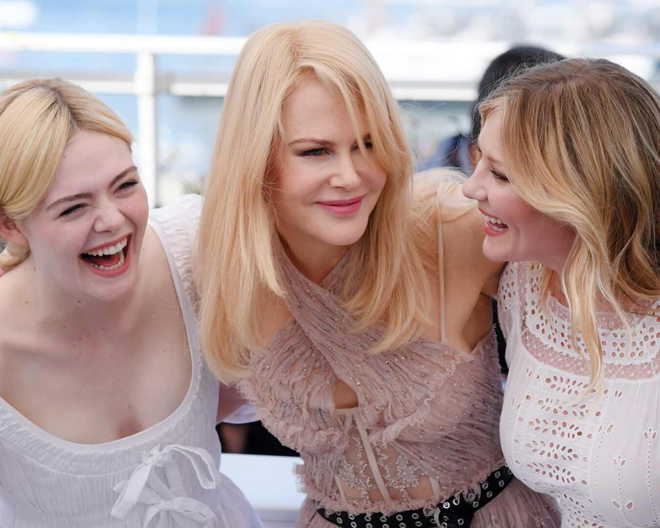 ESC: Cannes Street Style, Elle Fanning, Nicole Kidman and Kirsten Dunst