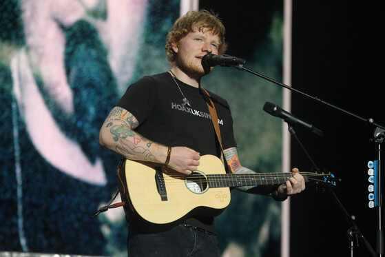 Ed Sheeran, Rio de Janeiro, Brasil