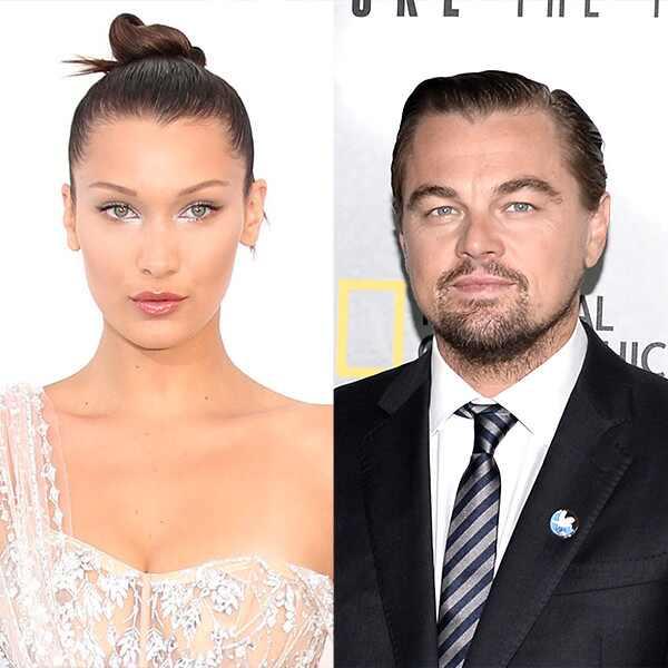 Bella Hadid, Leonardo DiCaprio