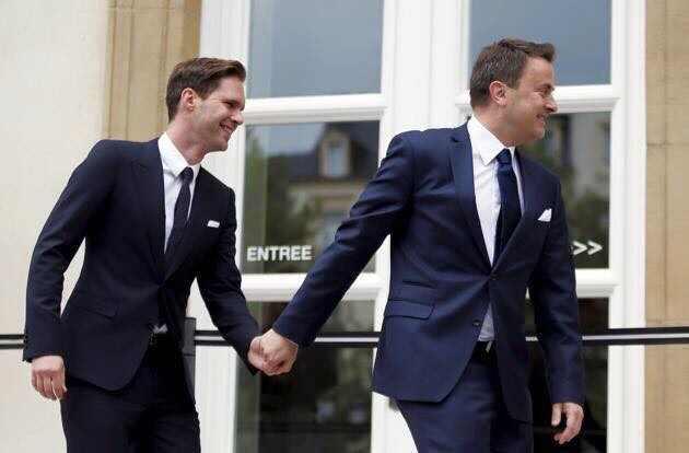 El esposo del Primer Ministro de Luxemburgo cambió la historia del mundo con esta imagen