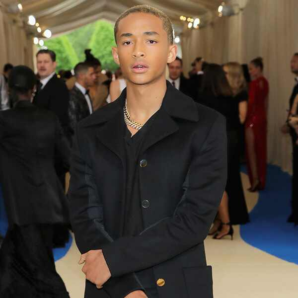 Jaden Smith, 2017 Met Gala Arrivals